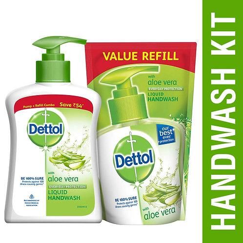 Dettol Handwash + Refill 175 ML