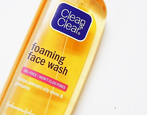 Clean & Clear face wash 100 ml