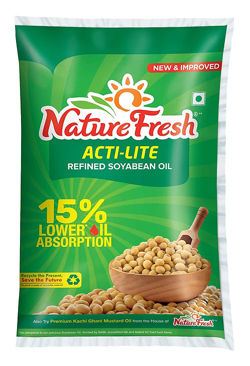 NatureFresh Acti-Lite(Soyabean oil) 1L