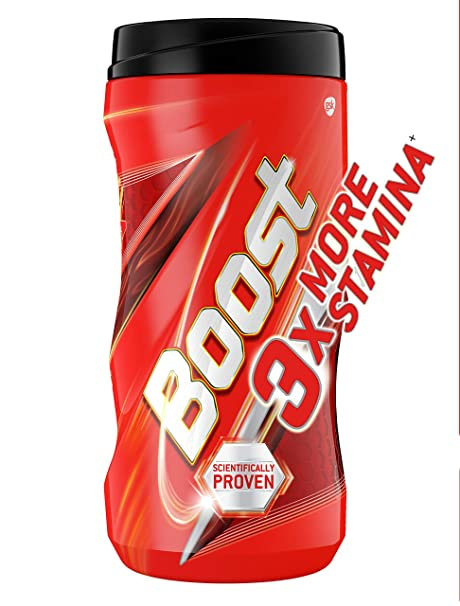 Boost 500 g refill pack