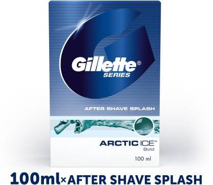 Gillete Arctic Ice After Shave Splash 100 ml