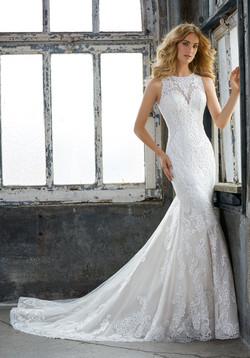 Mori Lee Wedding Dress 8205