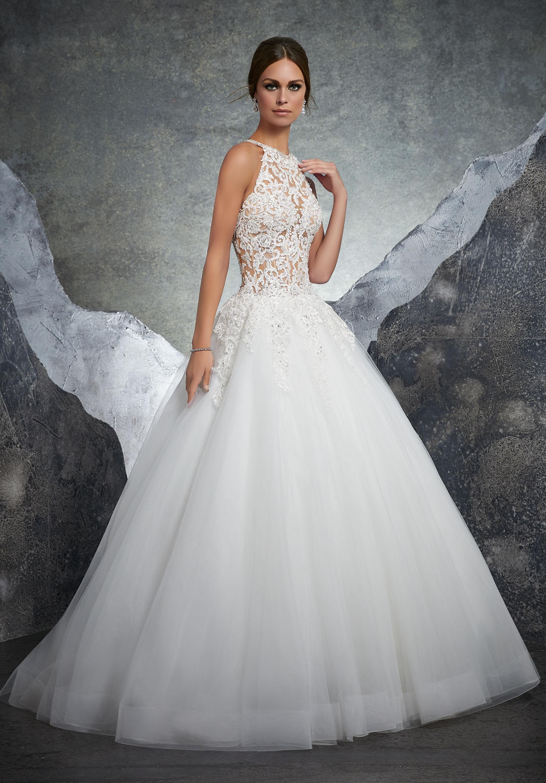 Mori Lee Wedding Dress 5608