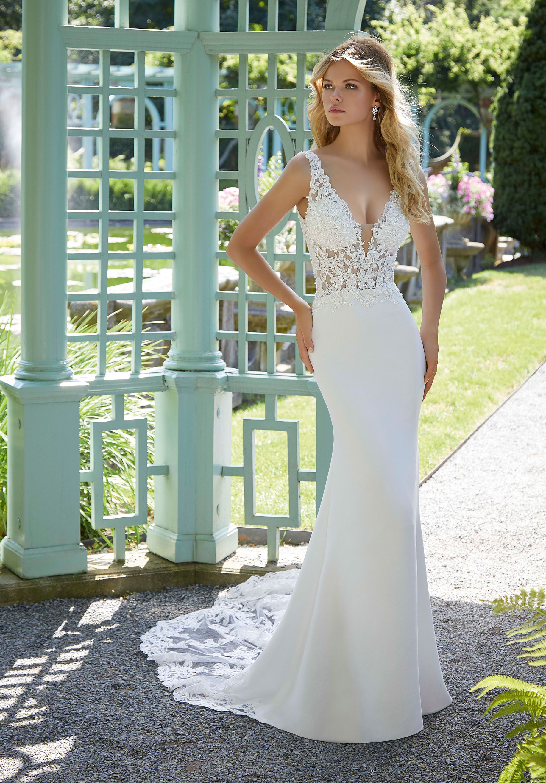 Mori Lee Wedding Dress 2034