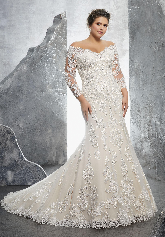 Mori Lee Wedding Dress 3231
