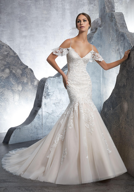 Mori Lee Wedding Dress 5601