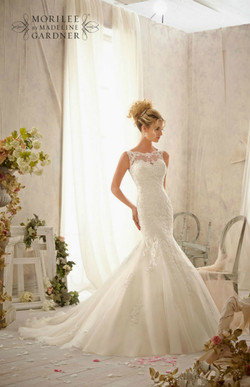 Mori Lee Wedding Dress 2610