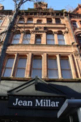 Jean Millar Belfast wedding dress shop