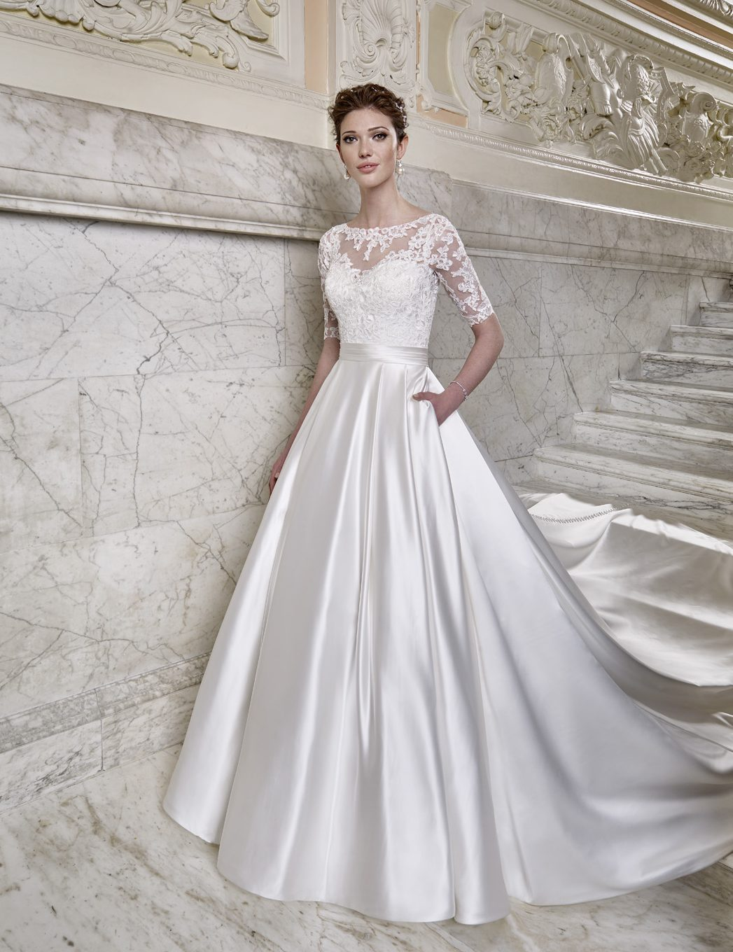 Ellis Bridals 2019 Wedding Dress