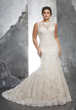 Mori Lee Wedding Dress 3233