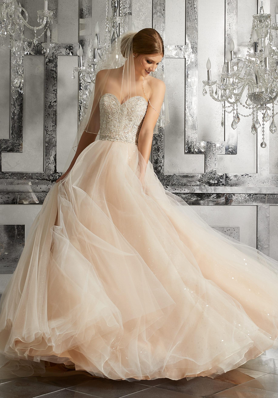 Mori Lee Wedding Dress 8175