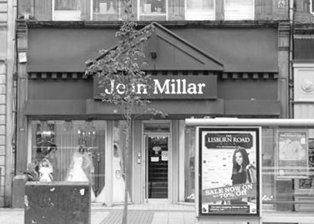 jean millar belfast wedding dress shop