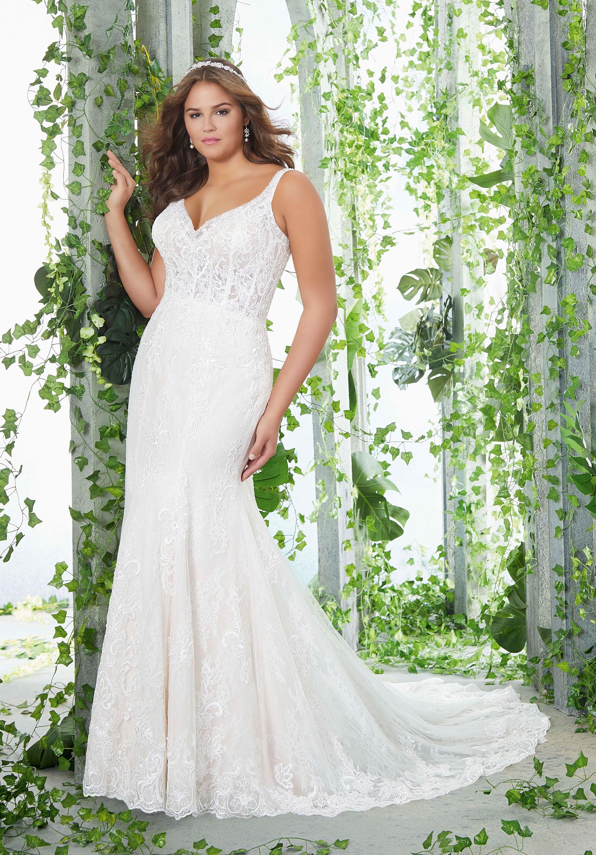 Mori Lee Wedding Dress 3253