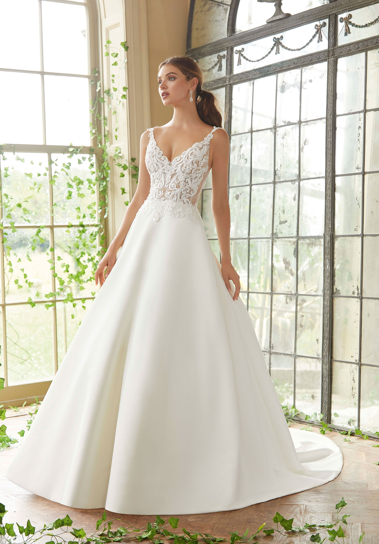 Mori Lee Wedding Dress 5716