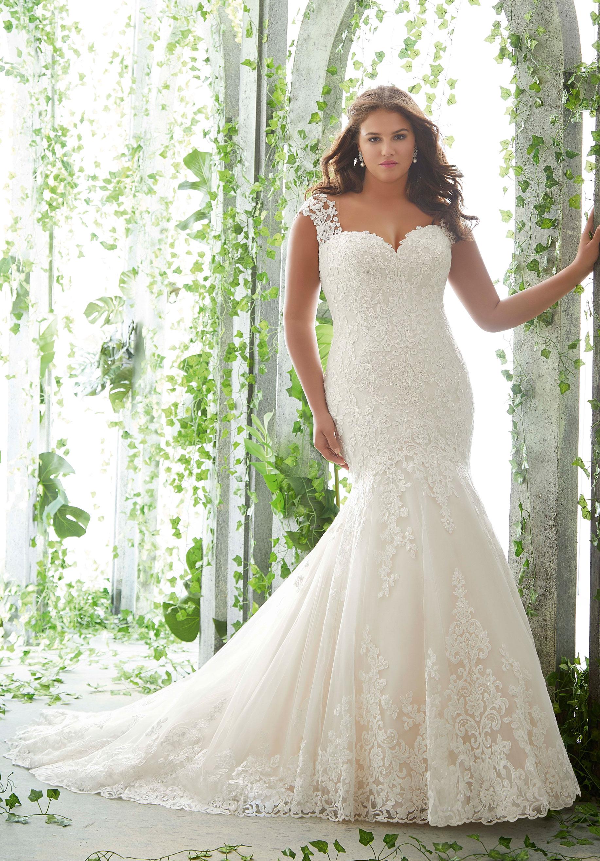 Mori Lee Wedding Dress 3255