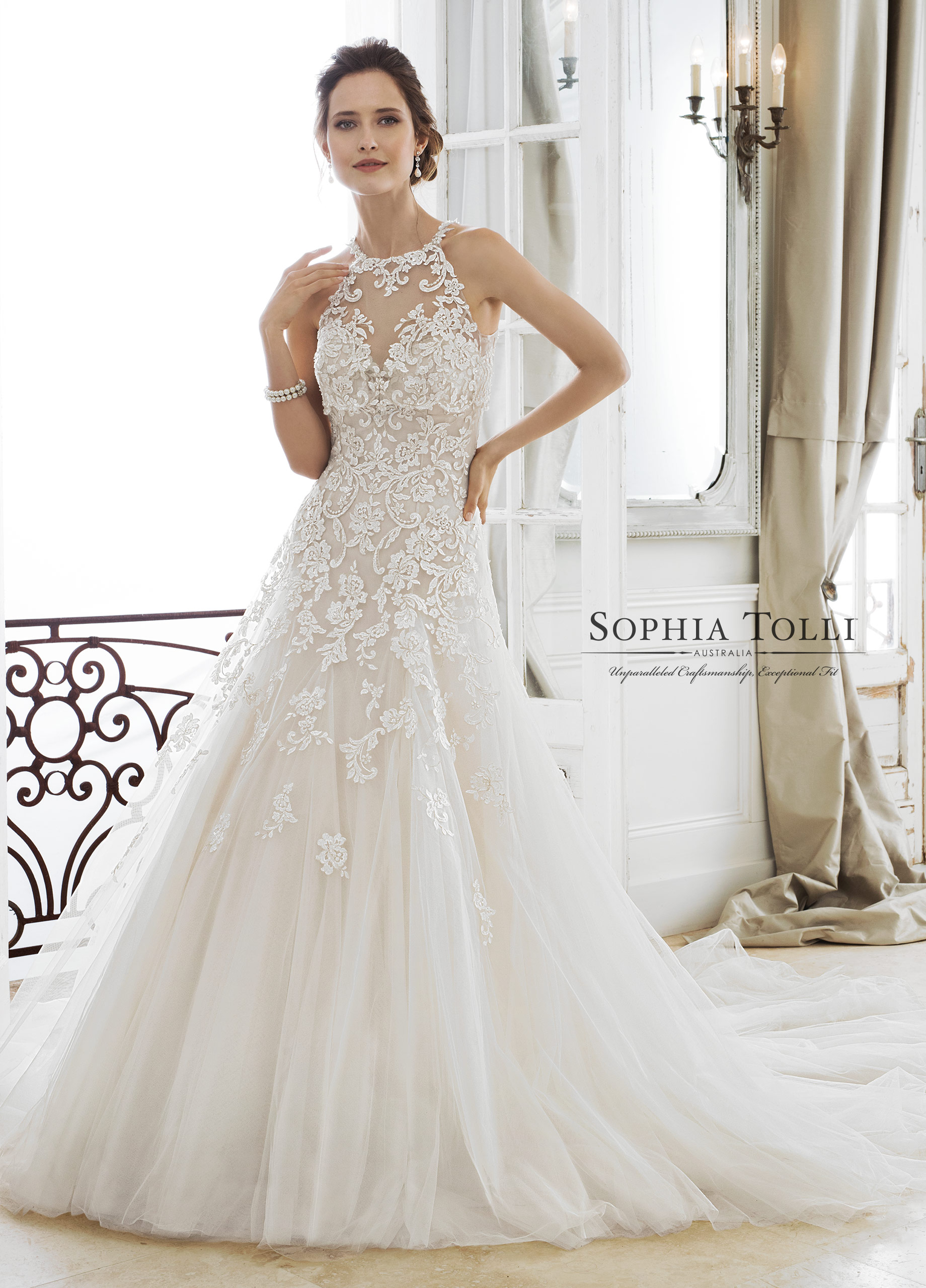 high-neckline-overlay-wedding-dress-Soph