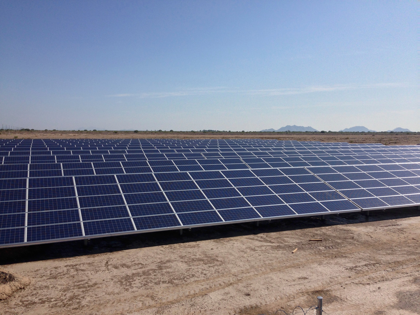 Utility Scale Ground Mount Solar | Sonora, Mexico
