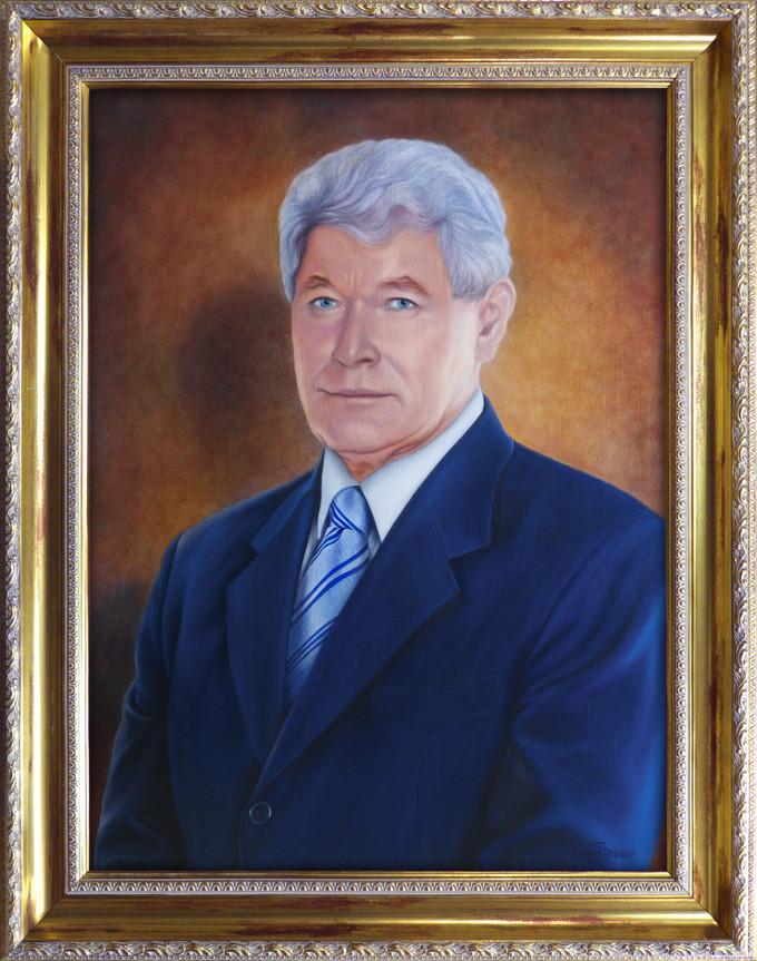 Юрий Кузьмич Кузьминых.
