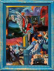 21. Пост-советские галлюцинации. 2002 г.