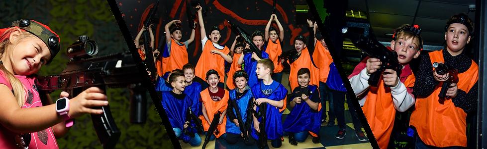 Активный отдых в лазертаг клубе Атака Новокузнецк