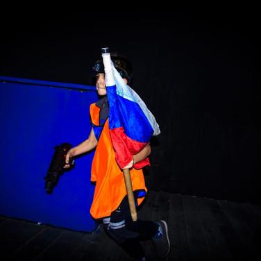 Лазертаг Атака Новокузнецк