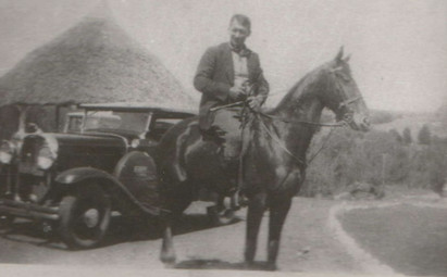 Horse Riding, Swinburne