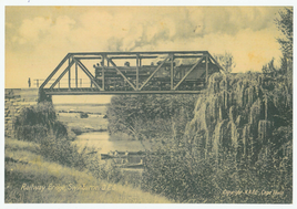 Railway Bridge, Swinburne