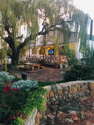 The Restaurant Garden Area