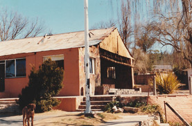 Renovations for The Hound and Hare begin, 1989