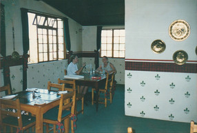 The Hound and Hare soon after Opening, 1991