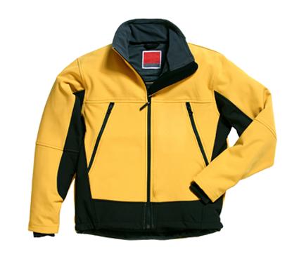Orange Ski Jacket