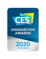 (Award) CES 2020 Innovation Award Logo.p