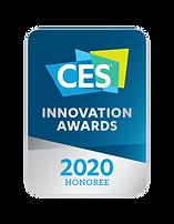 (Award) CES 2020 Innovation Award Logo.p