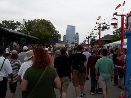 Milwaukee Irish Fest 2019…                    A time for celebrating!
