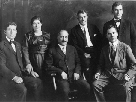 When working on your Family History, Expect the Unexpected!