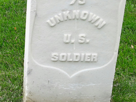 Have an ancestor who served during the Civil War? There are ways of finding more about him!