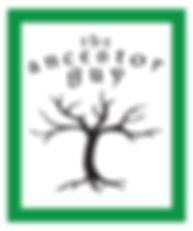 The Ancestor Guy logo