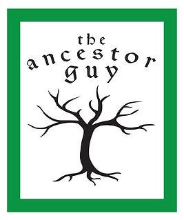 Ancestory Guy logo