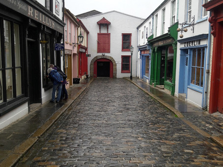 Going the Distance for your Irish Ancestors