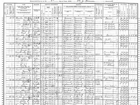 Are you having a hard time finding that illusive immigrant ancestor? The 1900 U.S. Census might help