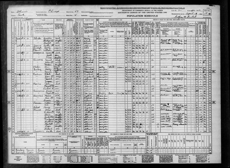 THE US CENSUS... A GOOD PLACE TO START!