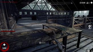 [C4] Lumber Mill Main Building - 2nd Floor