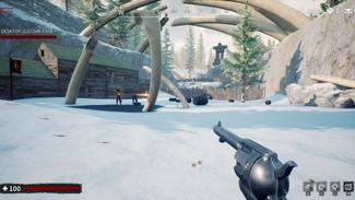 [C4] AI Bandit Bone Camp Gameplay