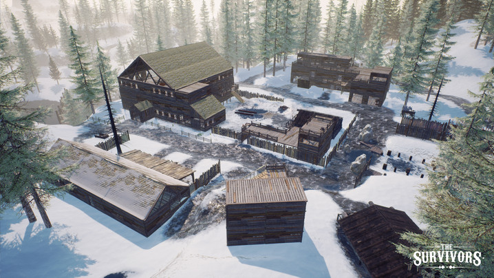 [C4] Lumber Mill Hero Piece