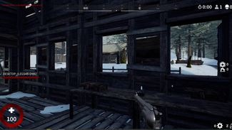 [C4] Lumber Mill Workplace