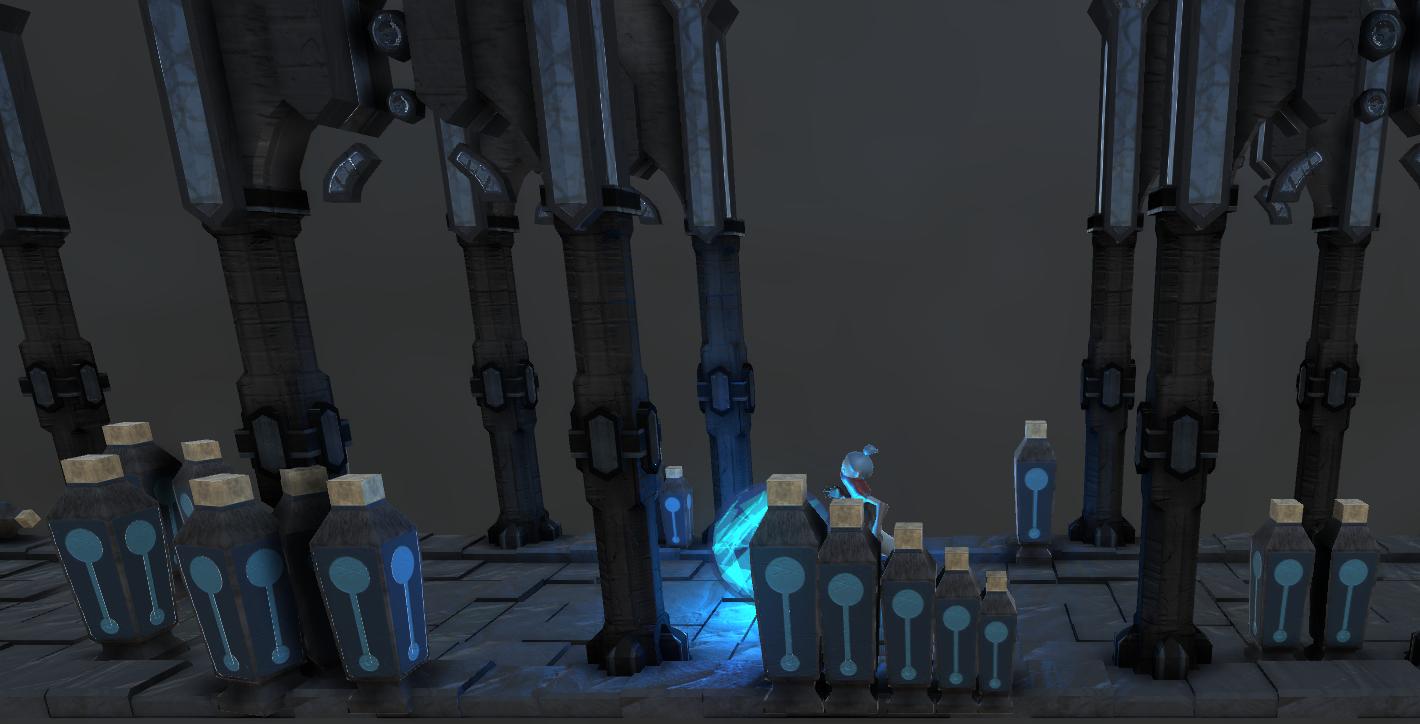Spirit Temple - Player Awareness Level