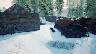 [C5] Lumber Workers Storage & Housing