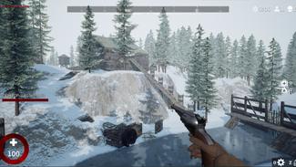 [C4] Lumber Mill Frozen Dam