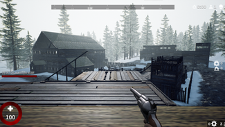 [C4] Lumber Mill Worker House