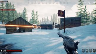 [C4] AI Bandit Camp Gameplay